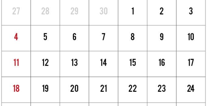 Kalender oktober 2020 zum ausdrucken
