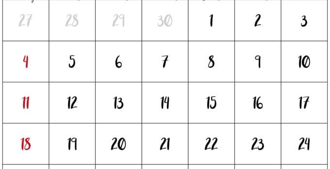 calendario de noviembre 2020 paisaje