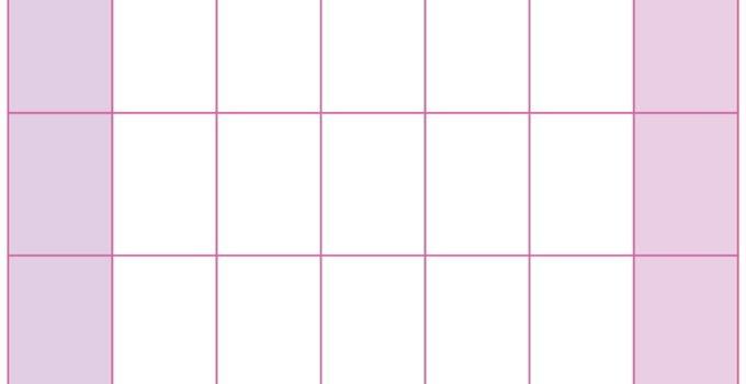 November Printable Blank Calendar