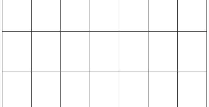 blank calendar november 2020_monday