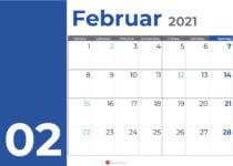 kalender februar 2021_blue