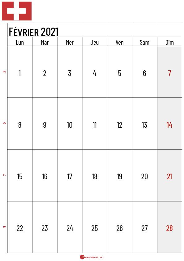 Calendrier fevrier 2021 suisse3