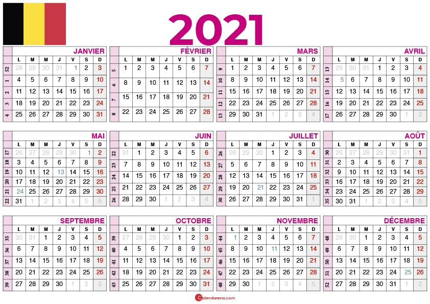 calendrier 2021 belgique_3