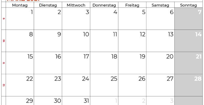 kalender märz 2021 hamburg