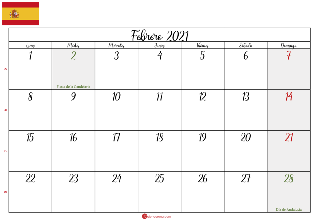 calendario febrero 2021_2