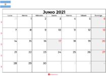 Calendario junio 2021 argentina-2