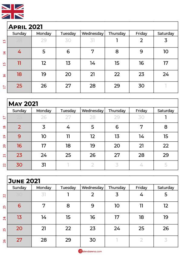 april may june 2021 calendar_portrait uk