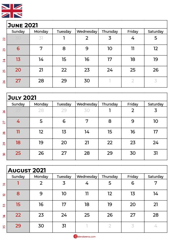 june july august 2021 calendar_portrait uk