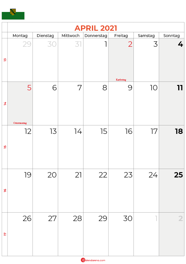 2021-april-kalender-Sachsen