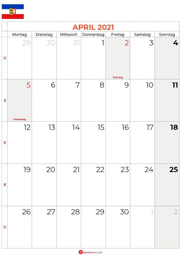 2021-april-kalender-Schleswig-Holstein