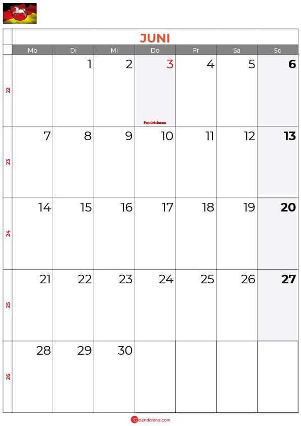 2021-juni-kalender-Niedersachsen