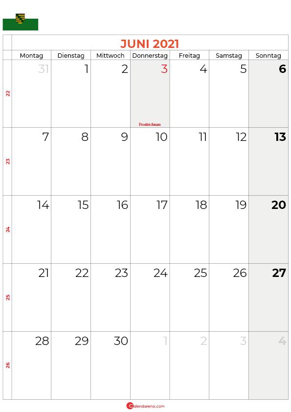 2021-juni-kalender-Sachsen