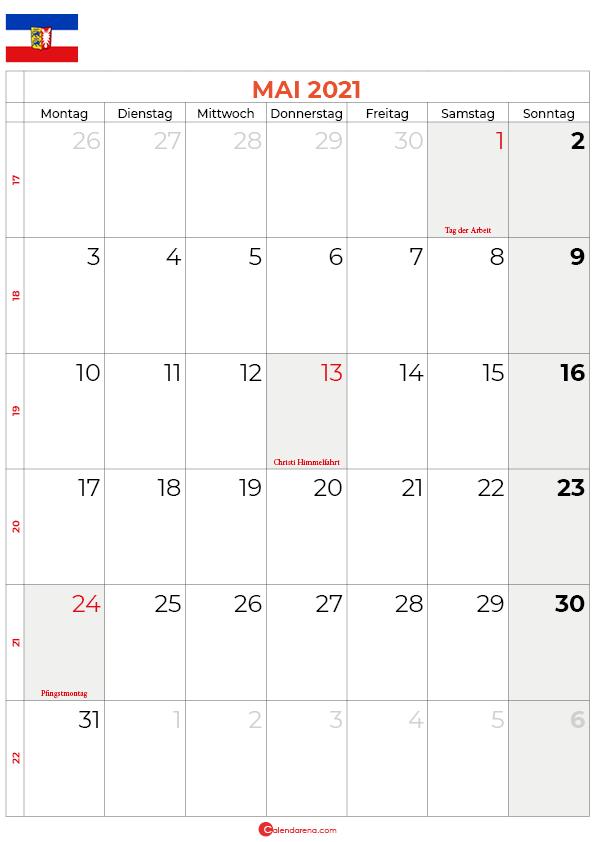 2021-mai-kalender-Schleswig-Holstein