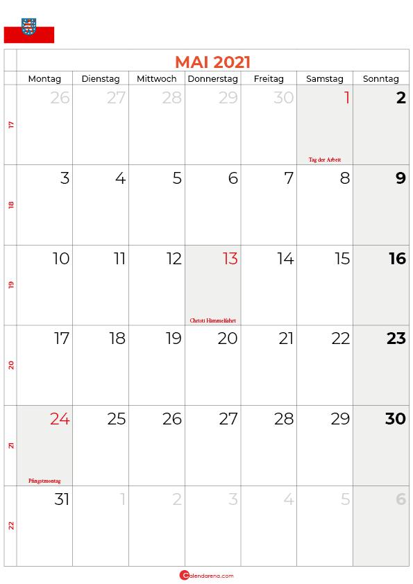 2021-mai-kalender-Thüringen