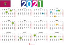 calendario laboral alava 2021