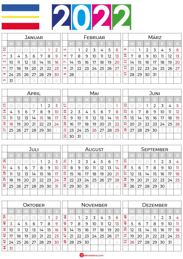 kalender 2022 ferien mecklenburg vorpommern