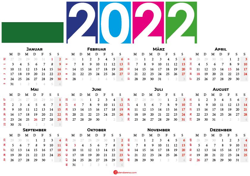 kalender 2022 sachsen
