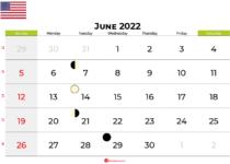 june 2022 calendar united states